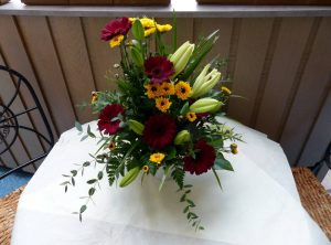 Corporate Floral Arrangements in Orpington, Kent